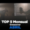 Top Mensual Abril – Crossover- monitoreo y ranking de videos oficiales en youtube para artistas colombianos