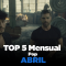 Top Mensual Abril – Pop
