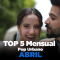 Top Mensual Abril – Pop Urbano